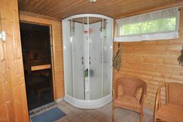 saunaosastolta