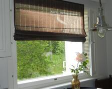 Näkymät keittiön ikkunasta