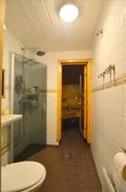kph+sauna yläkerrassa