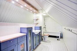 2 krs:n kylpyhuone