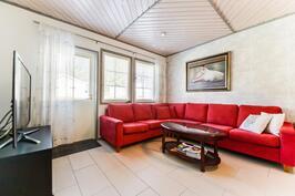 Makuuhuone / Vierashuone / Sovrum-gästrum