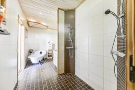 Kylpyhuone / keittiö