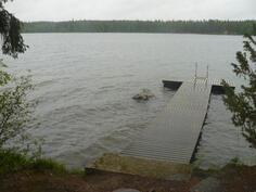 Uimalaiturilta