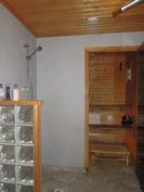 pesuhuone- ja saunatilat