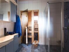 Kylpyhuone+sauna-Badrum+bastu