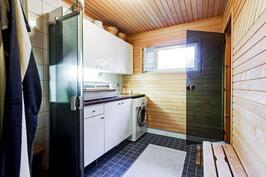 kylpyhuone ja kodinhoito