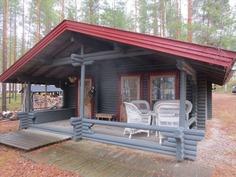 Sauna ja saunakamari / Sauna with room