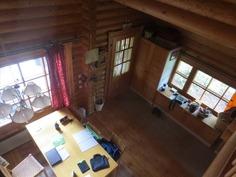 Näkymä yläkerrasta / View from Upstairs