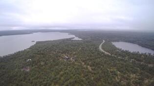 Sevettijärven suuntaan