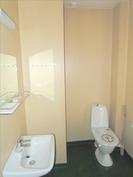 Wc istuin kylpyhuoneen yhteydessä