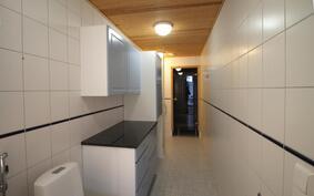 Sauna-, suihku-, kodinhoito- ja wc tila