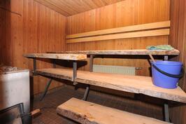 as 2 sauna