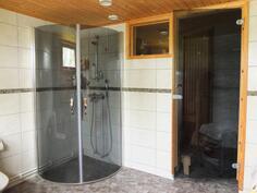 Pesuhuone on uusittu kokonaisuudessaan