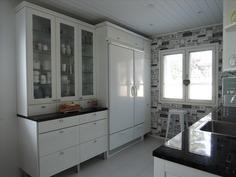 keittiön kaapistoja, Festivo kylmiö