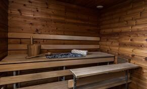 Tilava, ikkunallinen sauna