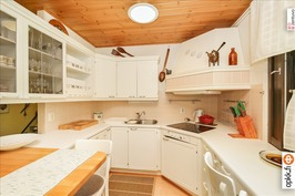 Toimiva keittiö / Funktionellt kök