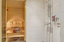Iso sauna