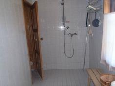 pihasaunan kylpyhuone