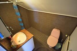 Ylä WC+ suihku