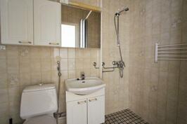 Kylpyhuone wc