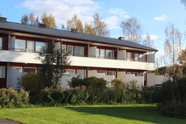 Holmhaantie 1, 3h+k+s+parveke, 80 m2
