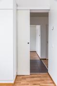 Makuuhuoneiden ovet liukuovilla