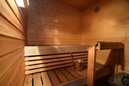 sisä sauna