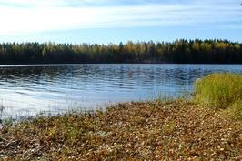 rantaa, järvi