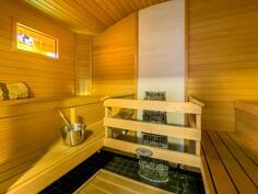 sauna ja tv