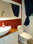 WC keskikerroksessa