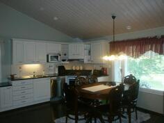 pienempi asunto, keittiö