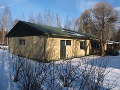 Havukuja 1:n talo on  rakennettu vuonna 1983