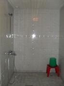 ...kylpyhuone!