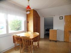 Yläkerran keittiö - Övrevåningens kök