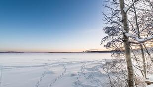 Upea Pyykösjärvi!