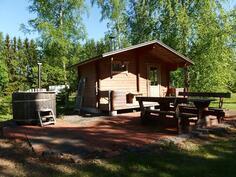 Pihapiirin sauna ja palju
