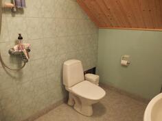Yläkerran wc / suihku