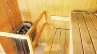 saunassa sähkökiuas