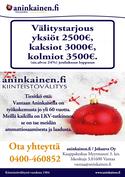 Tarjous koskee Vantaan aluetta.