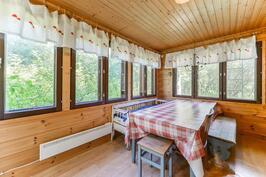 veranta / veranda
