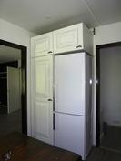 A 4 huoneiston keittiö