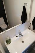 Erillinen wc valmiista asunnosta