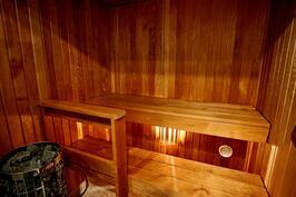 Esimerrkikuva saunasta, rakentajan edellinen kohde
