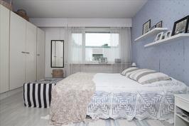 Makuuhuone Sovrummet