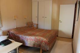 Alakerran toinen makuuhuone