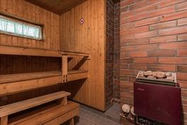 Remontoitu sauna