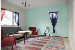 1. kerroksen huone