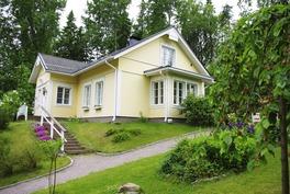Talo kesällä 2016