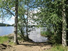 Lisäksi venepaikka on Läheisellä Kallavedellä.