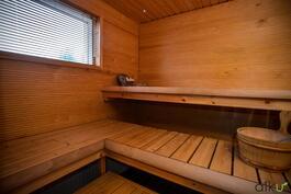 Oma sauna kutsuu rentoutumaan!